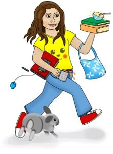 ruth ellen parlour bandit profile picture cartoon
