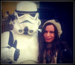 Ruth Ellen Parlour Storm Trooper York