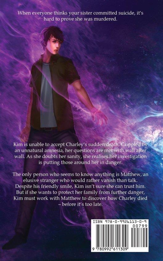 Reaper's Rhythm paperback Clare Davidson