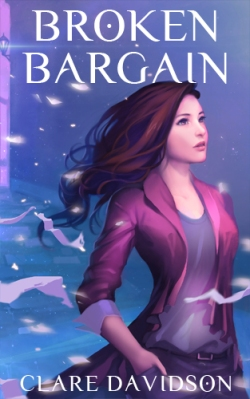 Broken Bargains Clare Davidson Hidden Book 2