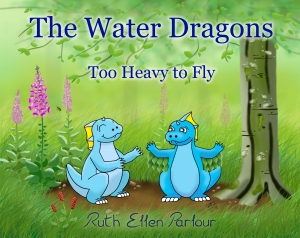 The Water Dragons final front cover